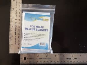 Mylar Blankets - Unwrapped and how to use them! My top tips